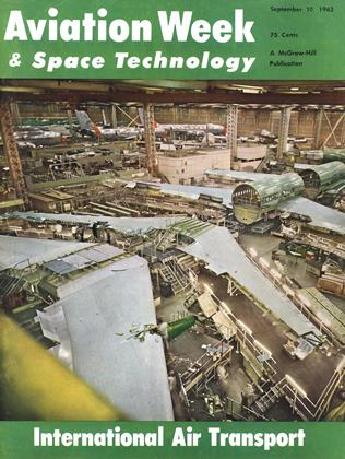 Cover for the September 10 1962 issue