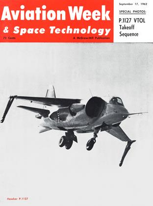 Cover for the September 17 1962 issue