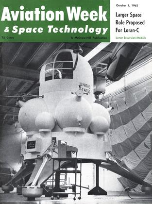Cover for the October 1 1962 issue