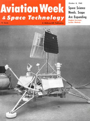 Cover for the October 8 1962 issue