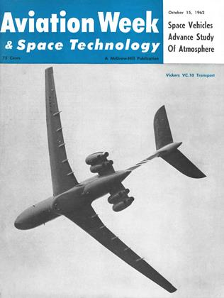 Cover for the October 15 1962 issue