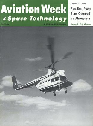 Cover for the October 22 1962 issue