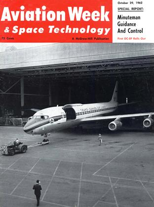 Cover for the October 29 1962 issue
