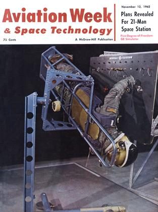 Cover for the November 12 1962 issue