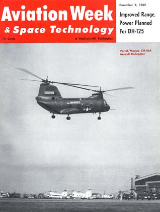 Cover for the December 3 1962 issue