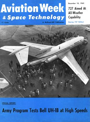 Cover for the December 10 1962 issue