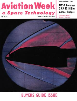 Cover for the Mid-December 1962 issue