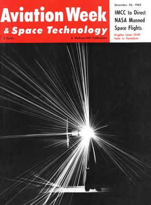Cover for the December 24 1962 issue