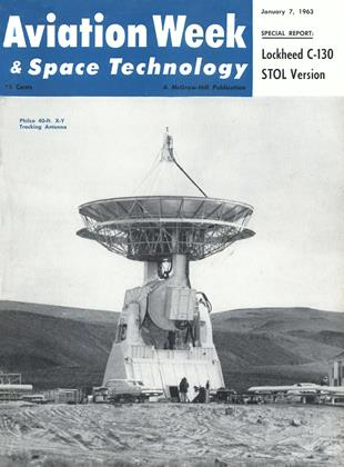 Cover for the January 7 1963 issue