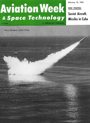 Cover for the February 18 1963 issue