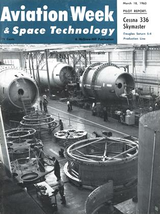 Cover for the March 18 1963 issue