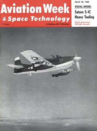 Cover for the March 25 1963 issue