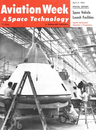 Cover for the April 8 1963 issue