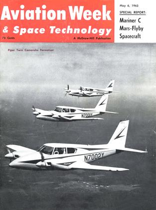 Cover for the May 6 1963 issue