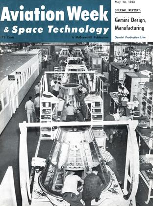 Cover for the May 13 1963 issue