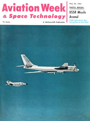 Cover for the May 20 1963 issue