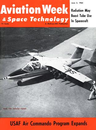 Cover for the June 3 1963 issue