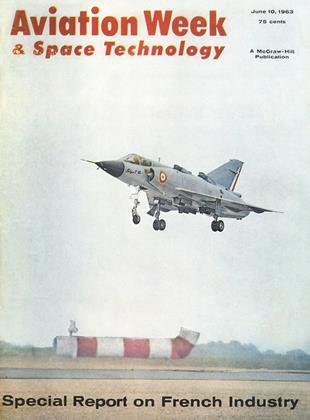 Cover for the June 10 1963 issue