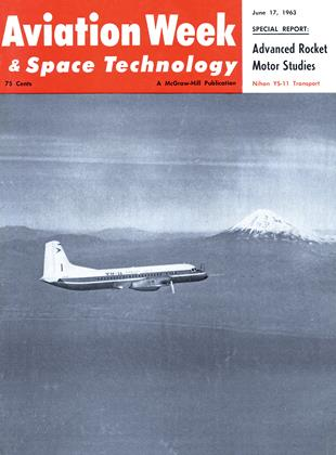 Cover for the June 17 1963 issue