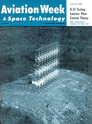 Cover for the June 24 1963 issue
