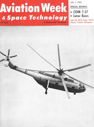 Cover for the July 1 1963 issue
