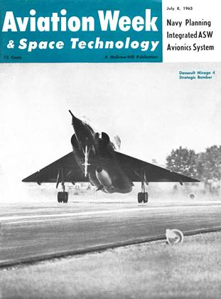 Cover for the July 8 1963 issue