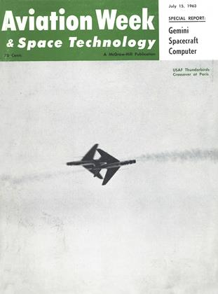 Cover for the July 15 1963 issue