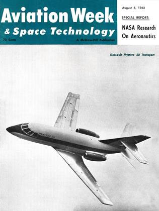 Cover for the August 5 1963 issue