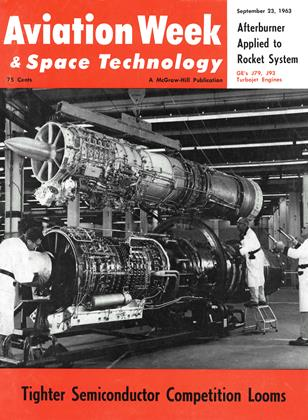 Cover for the September 23 1963 issue