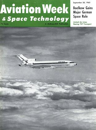 Cover for the September 30 1963 issue