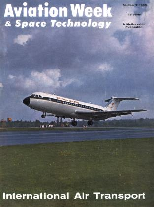 Cover for the October 7, 1963 1963 issue