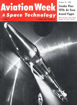 Cover for the October 21 1963 issue