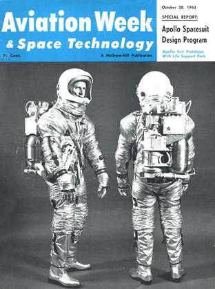 Cover for the October 28 1963 issue