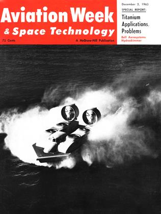 Cover for the December 2 1963 issue