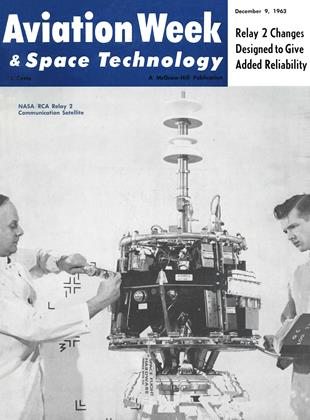 Cover for the December 9 1963 issue