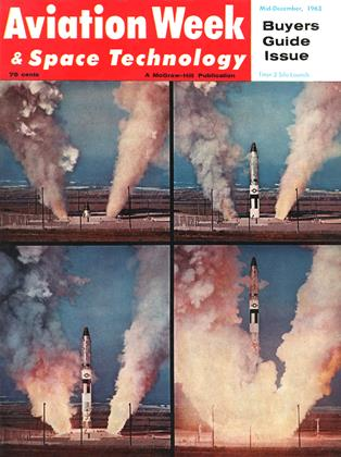 Cover for the Mid-December 1963 issue