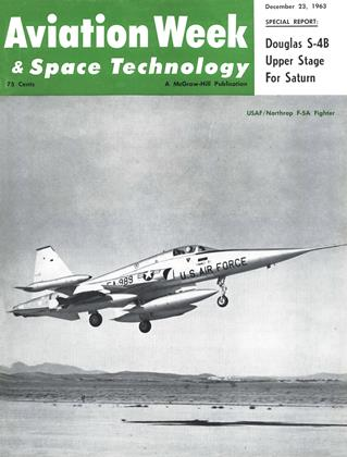 Cover for the December 23 1963 issue