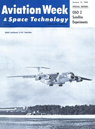 Cover for the January 13 1964 issue