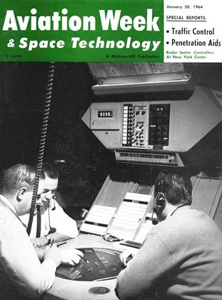Cover for the January 20 1964 issue