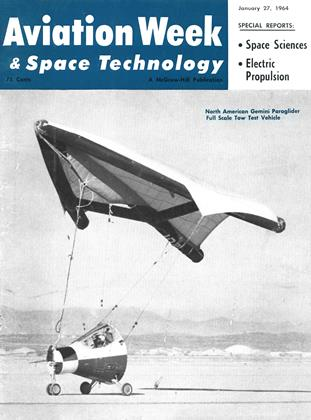 Cover for the January 27 1964 issue