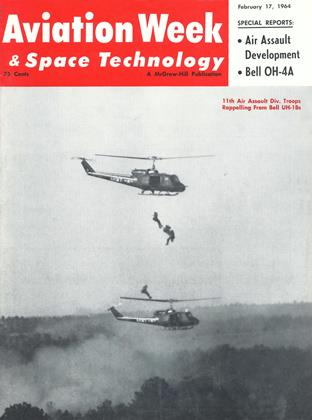 Cover for the February 17 1964 issue