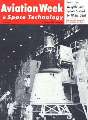 Cover for the March 2 1964 issue