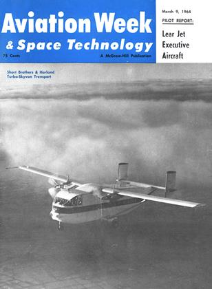 Cover for the March 9 1964 issue