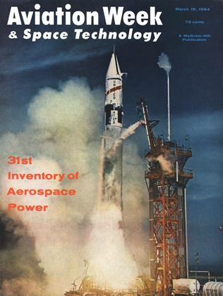 Cover for the March 16 1964 issue
