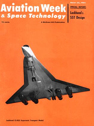 Cover for the March 23 1964 issue