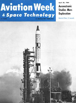 Cover for the April 20 1964 issue
