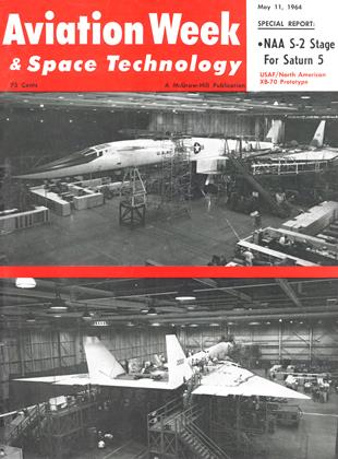 Cover for the May 11 1964 issue