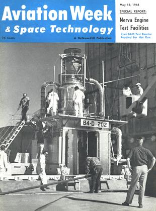 Cover for the May 18 1964 issue