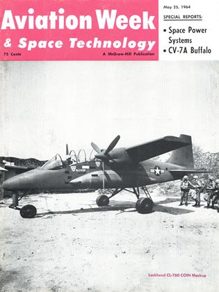 Cover for the May 25 1964 issue