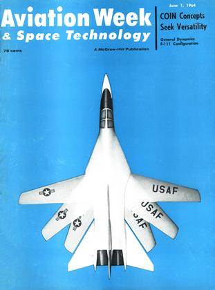 Cover for the June 1 1964 issue
